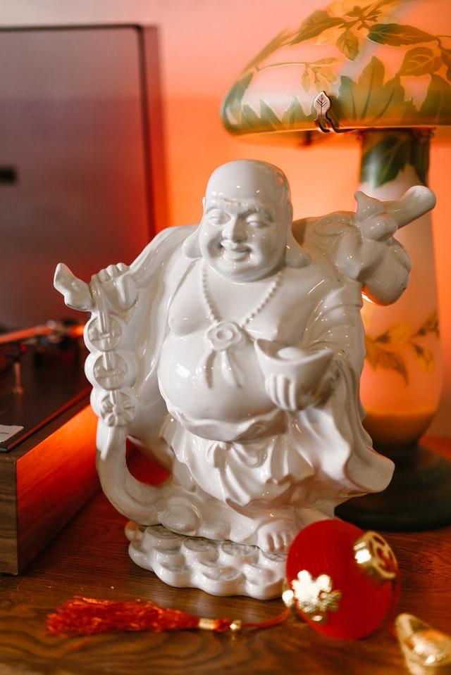 prospérité bouddha